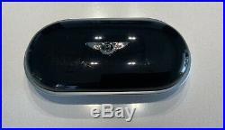 Genuine Bentley Glasses or Sunglasses Case Piano Black Finish for Centre Console