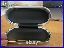 Genuine Bentley Sunglasses Case / Console Piano Black