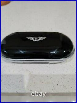 Genuine Bentley Sunglasses Case / Console Piano Black. Bargain price