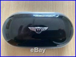 Genuine Bentley Sunglasses Glasses Case PIANO BLACK