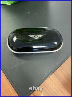 Genuine Bentley glasses case in piano black excellent condition