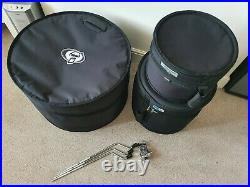 Gretsch Catalina Club Piano Black withProtection Racket Cases