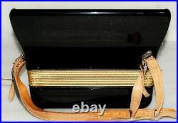 HOHNER CONCERTO III 72 bass Piano Accordion Akkordeon Fisarmonica very good