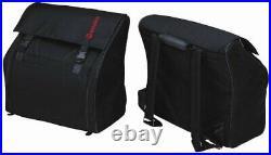 Hohner Piano Accordion Gig Bag, For 48 Bass Accordions, Black
