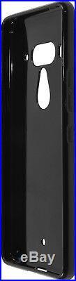 Hülle Piano Black für HTC U12 PLUS Case Schutz Cover Handyhülle Schutzhülle