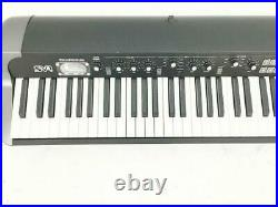 KORG keyboard 88 keys Stage Piano Black With Case Foot pedal Power Cable