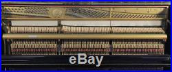 Kawai SU-2L upright piano with a black case. 0% finance available