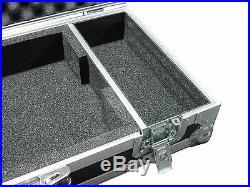 Korg Microstation Keyboard Piano Swan Flight Case