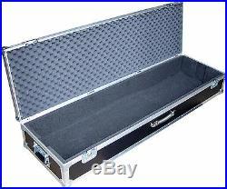 Korg PA1000 Keyboard Piano Swan Flight Case
