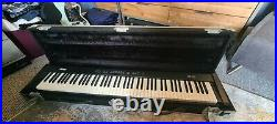 Korg SP-100 Digital Stage Piano Keyboard WITH Flight Case. 88 key hammer action