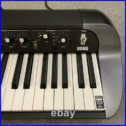 Korg SV-1 73-Key Stage Vintage Piano Black with case Rare Working Used Japan F/S