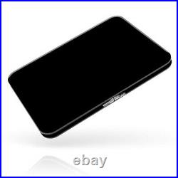 Lifstil Piano Gloss Black Protective Case for MacBook Air 13