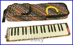Melodica Hohner Airboard Keys Piano 32 Or 37 Notes Instrument New With Case