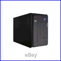 Mini Itx Case Mi008 Black Piano Metal Finish W Power
