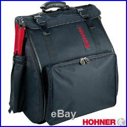 NEW Hohner Piano Accordion Gig Bag Case AGB120 for 96 120 Bass Black