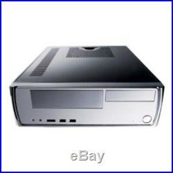 New Antec Case Piano Black Slimline PC Case Low Profile MINUET 350 microATX 1x5
