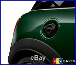 New Genuine Mini F55 F56 F57 Piano Black Fuel Filler Cover Cap 2457412