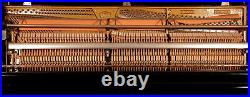 Ottostein SU-108P upright piano for sale with a black case. 12 month warranty