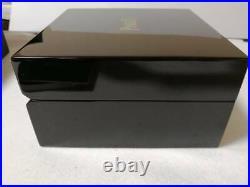 PIAGET Piano Black Style Large Storage Box Watch Case