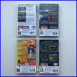 PSP-2000 Handheld System + Games + Charger + Case