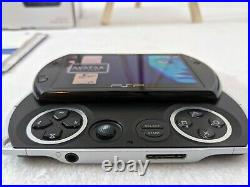PSP Go Piano Black Boxed Charger Case 16GB 11 Games Avatar Star Wars Assassin's