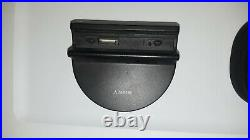 PSP Go Piano Black console with dock, charger and carry case