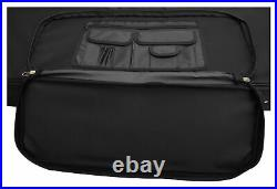 Padded Keyboard Stagepiano Piano 88 Key Bag Gigbag Carrying Case with Trolley