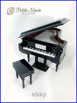 Petite Marie 1/6 Neo Blythe corresponding piano with black case musical instru
