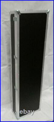 Piano Cover, Case Black with weels for transport, Inside Side is 145x38x14 cm