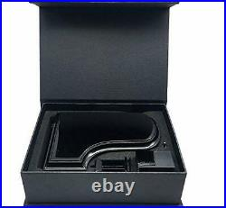 Piano Music Box with Bench and Black Case Musical Boxes Gift for