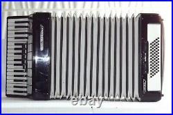 Piano accordion akkordeon WELTMEISTER STELLA 60 bass
