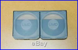 Playstation Portable Piano Black PSP-3000PB PSP Sony Complete Set + Soft Case