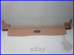 Porsche Cayenne (955) S 4.5 9PA 02-07 Parcel Shelf Cargo Compartment Cover