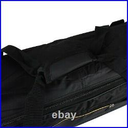 Portable 88-Key Keyboard Electric Piano Padded Case Gig Bag Oxford Cloth