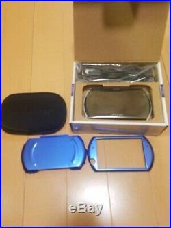 Psp Go Piano Black Memory Stick 16Gb Case Etc
