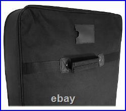 Rockville 88 Key Padded Keyboard Gig Bag Case For Korg D1 88-key Stage Piano