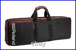 Roland 61-key keyboard carrying case CB-GO61 Black GO PIANO KEYS JUSTY HK-100 JP