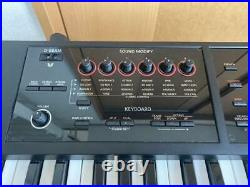 Roland FA-07 Music Workstation Synthesizer Keyboard Piano with soft case