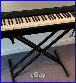 Roland FP-30 Digital Piano, Black. Never Used. Original Box Stand & Travel Case