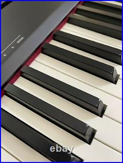 Roland RD-64 Digital Piano 64-Key Weighted Piano-Feel. With case, pedal and psu