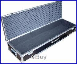 Roland V-Combo VR-09B Keyboard Piano Swan Flight Case