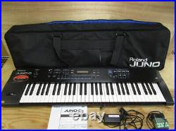 Rolando Synthesizer JUNO-D Keyboard with Soft Case Electronic Piano