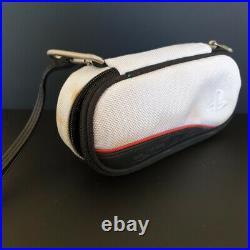 SONY PSP 3003 Slim & Lite Piano Black Boxed (No Battery) + Ridge Racer + Case