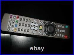 Silverstone HTPC case SST-LC16B-MR, IR, display, DVD, Card reader, piano black