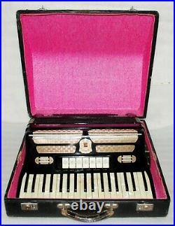 Silvio MAROTTA Castelfidardo 96 BASS LMH Piano Accordion Akkordeon Fisarmonica