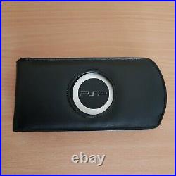 Sony PSP-1003 Piano Black Handheld System Console + USB Charger + Exspect Case