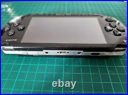 Sony PSP 1003 PlayStation Portable Bundle+Games+UMDs+Case+4GB Memory+Charger