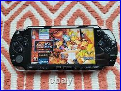 Sony PSP 2003 slim, 32gb, 36 games installed, case and charger, CFW