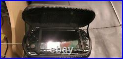 Sony PSP-3000 with carry case