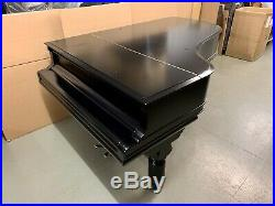 Steinway Model B Grand Piano With A Black Case C. 1890